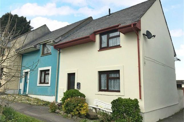 Thumbnail End terrace house for sale in Garfield Gardens, Coxhill, Narberth, Pembrokeshire