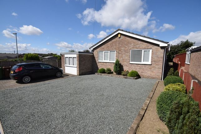 Thumbnail Detached bungalow for sale in Tudor Close, Pontefract