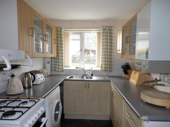 Kitchen of Garth Wen, Llanfairfechan, Conwy LL33