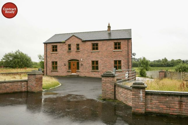 Thumbnail Detached house for sale in Letterkeen, Kesh, Enniskillen
