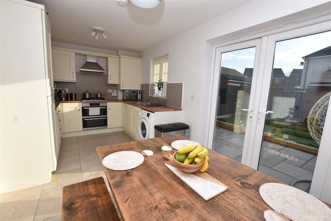 Dining Kitchen of Welchman Close, Loughborough LE11