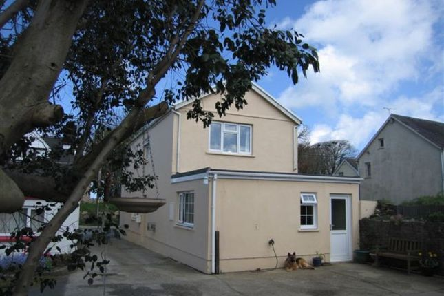 Thumbnail Detached house for sale in St. Davids Road, Letterston, Haverfordwest