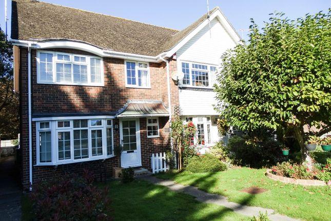 Thumbnail End terrace house for sale in Shipfield, Aldwick, Bognor Regis