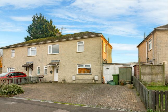 Thumbnail Semi-detached house to rent in Cranmore Place, Odd Down, Bath
