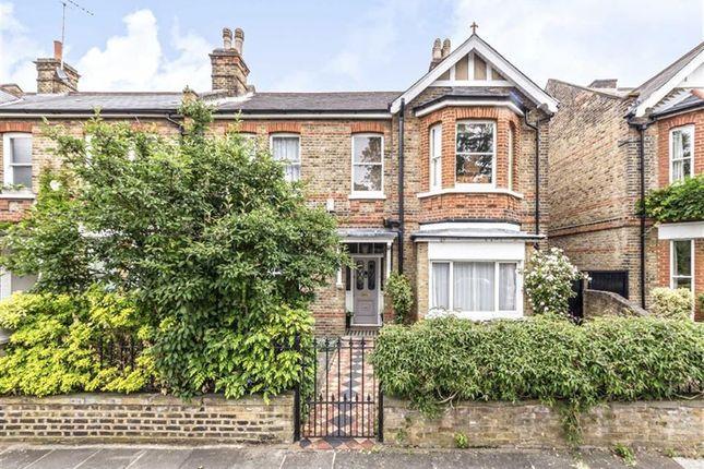 Thumbnail Semi-detached house for sale in Cambridge Road, Teddington