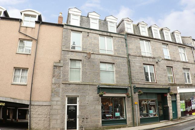 Thumbnail Flat to rent in Chapel Street, Flat 2, Aberdeen