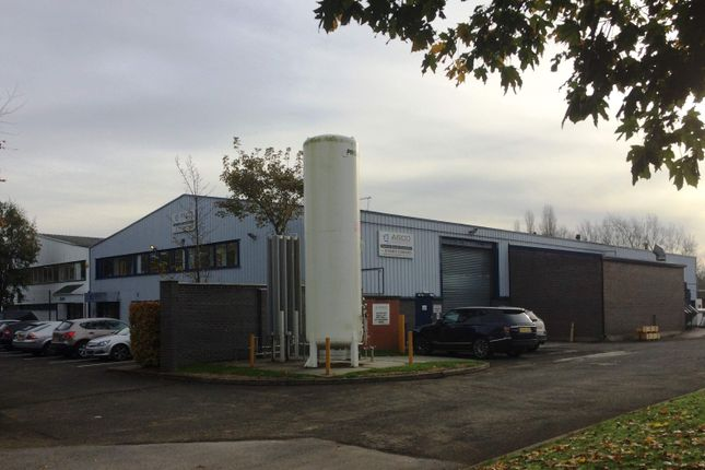 Thumbnail Light industrial for sale in 9 Paddock Road, Liverpool
