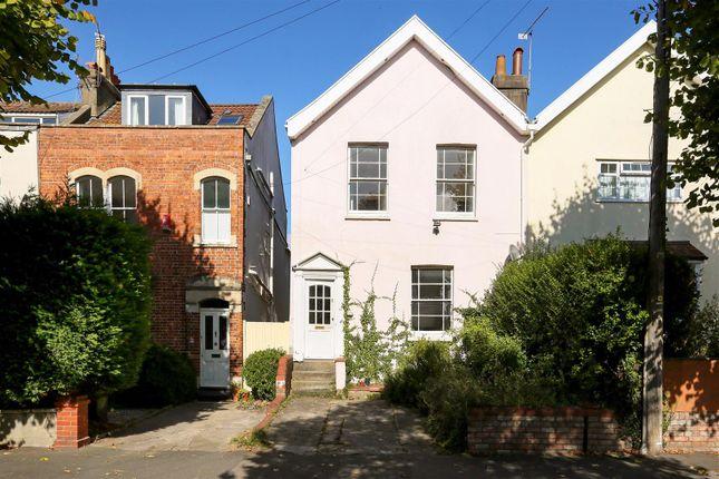 Thumbnail Semi-detached house for sale in Berkeley Road, Bishopston, Bristol