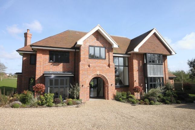 Thumbnail Detached house to rent in Green End, Braughing, Ware