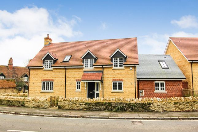 Thumbnail Detached house for sale in St. Leonards Close, Stagsden, Bedford