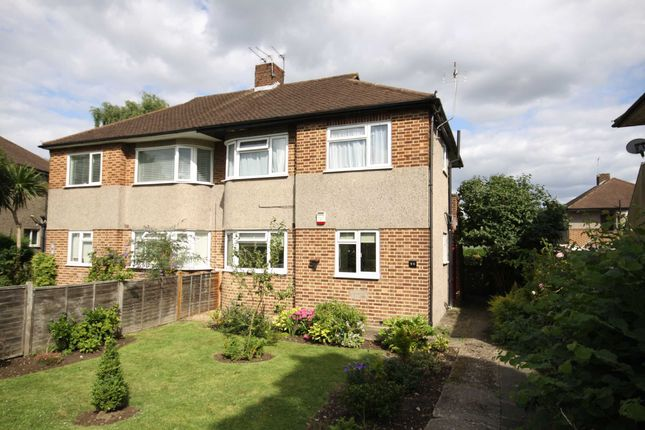 Thumbnail Flat to rent in Transmere Close, Petts Wood, Orpington