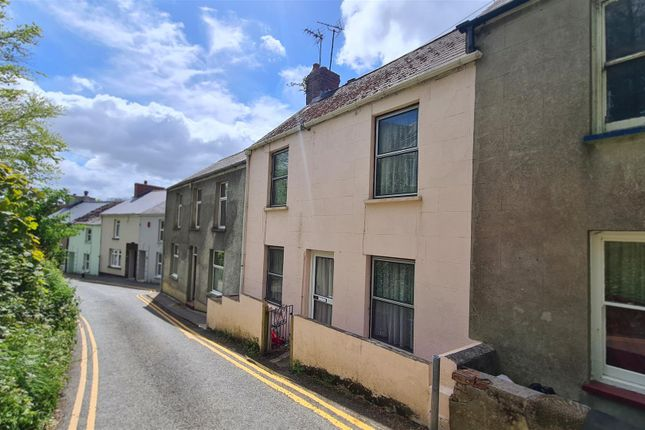 4 bed terraced house for sale in North Crescent, Haverfordwest SA61