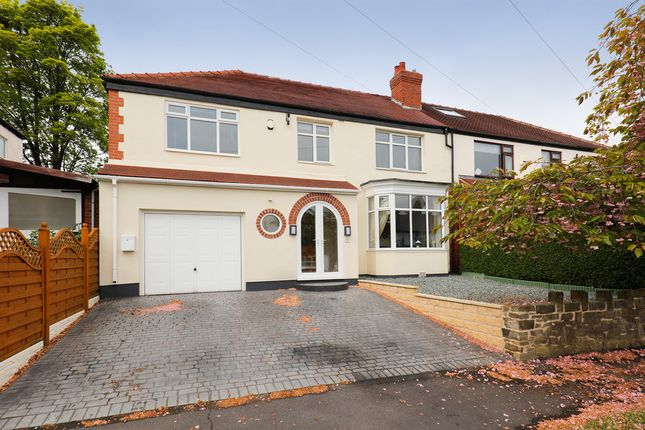 Thumbnail Semi-detached house for sale in Dalewood Road, Sheffield