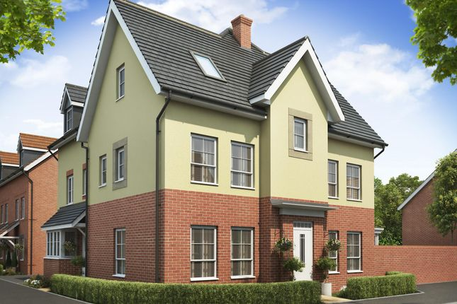 """Thumbnail End terrace house for sale in """"Hexham"""" at Walworth Road, Picket Piece, Andover"""