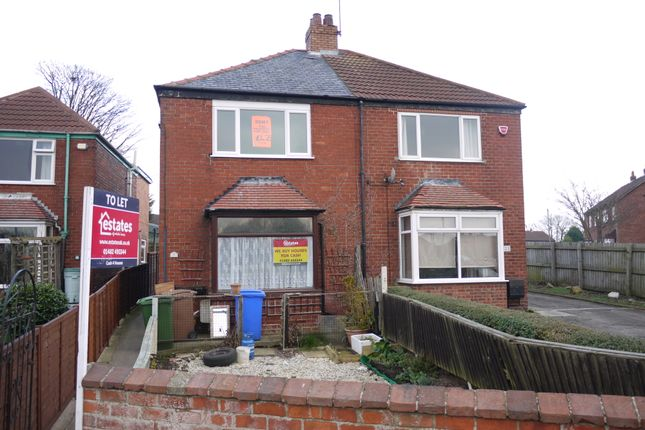 Thumbnail Semi-detached house to rent in Station Road, Preston, Hull