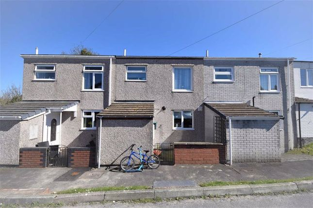 Thumbnail Terraced house for sale in 6, Glan Gwy, Station Road, Rhayader, Powys