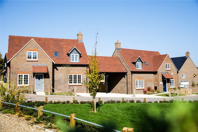 Thumbnail Detached house for sale in Slough Lane, Saunderton, High Wycombe, Buckinghamshire