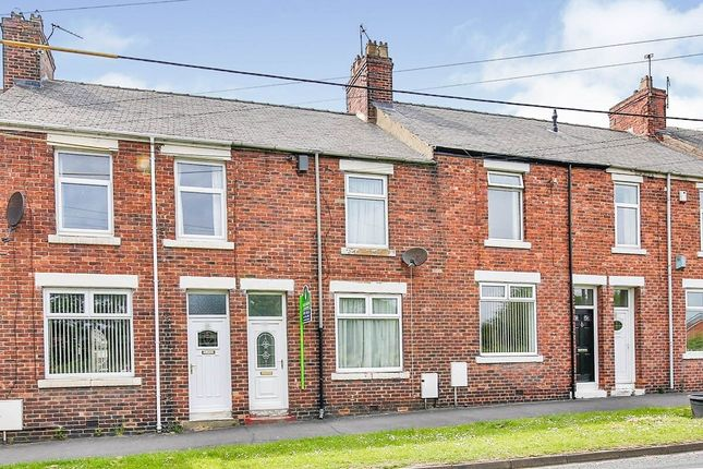 2 bed terraced house for sale in Station View, Esh Winning, Durham DH7