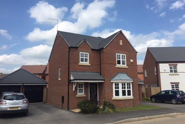 Thumbnail Property to rent in Wentworth Avenue, Elmesthorpe, Leicester