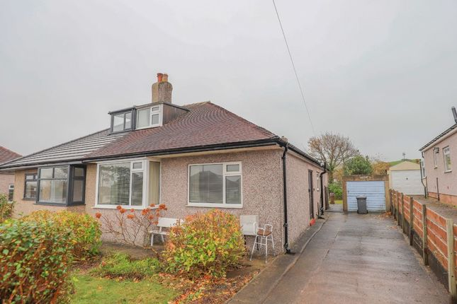 Thumbnail Bungalow for sale in Greenwood Avenue, Bolton Le Sands, Carnforth