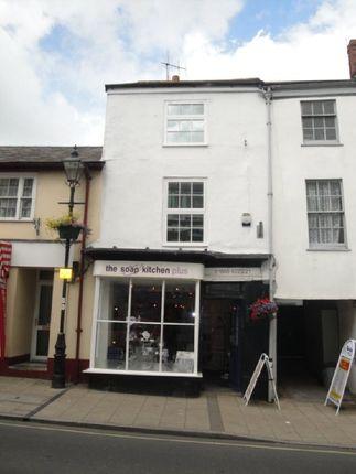Thumbnail Flat to rent in South Street, Torrington