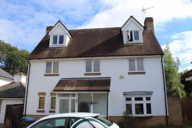 Thumbnail Detached house to rent in Curteys, Old Road, Harlow