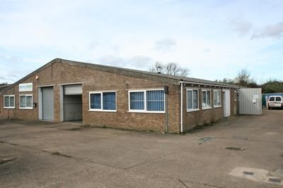 Thumbnail Light industrial to let in Ashley Industrial Estate, Mereside, Soham, Ely, Cambridgeshire