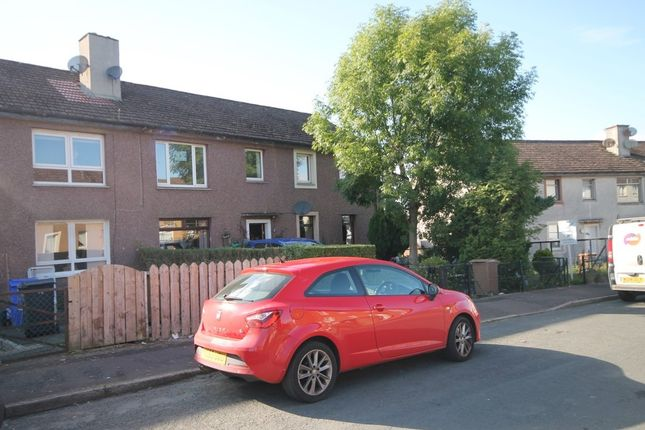 Thumbnail Flat to rent in Lamont Crescent, Cumnock