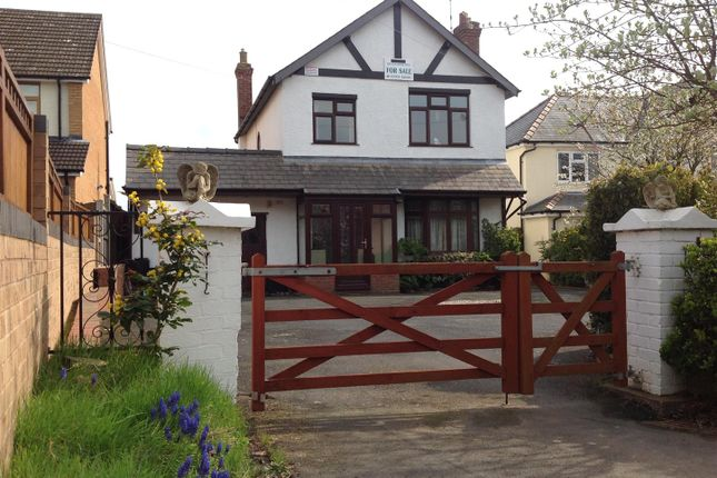 Thumbnail Detached house for sale in Bridgnorth Road, Highley, Bridgnorth