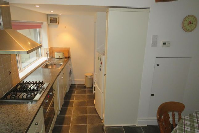 Thumbnail End terrace house for sale in South Street, Totnes