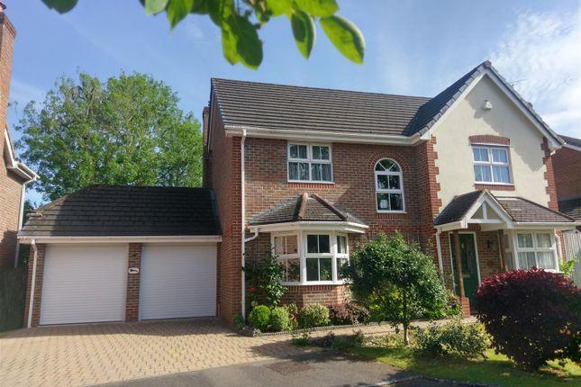 Thumbnail Detached house for sale in Maynards Wood, Chineham, Basingstoke