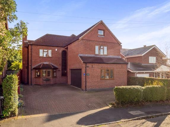 Thumbnail Detached house for sale in Highbury Road, Keyworth, Nottingham