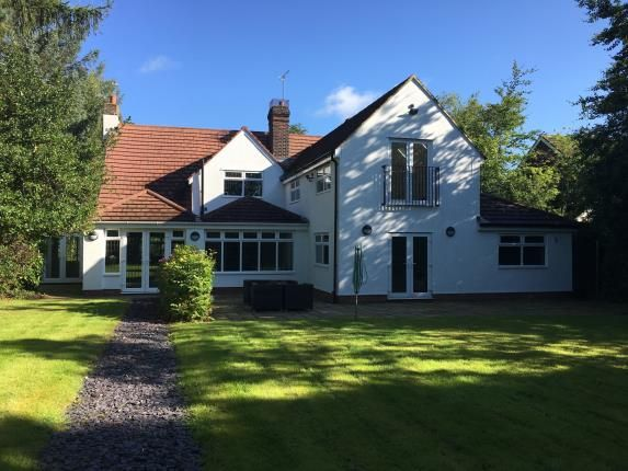 Thumbnail Detached house for sale in Darras Road, Darras Hall, Ponteland, Northumberland