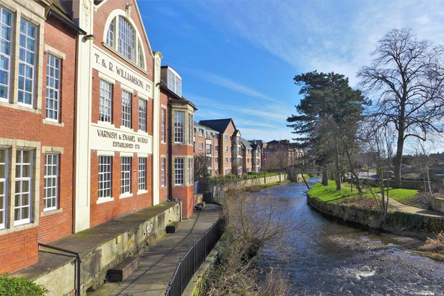 Thumbnail Flat for sale in Low Skellgate Close, Ripon