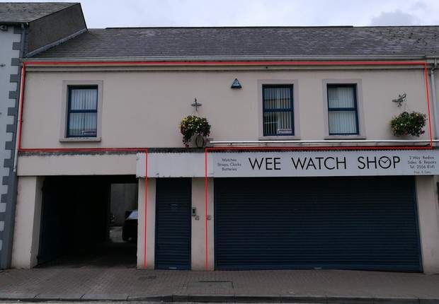 Office to let in Suite 2, 7 Castle Street, Ballymena, County Antrim