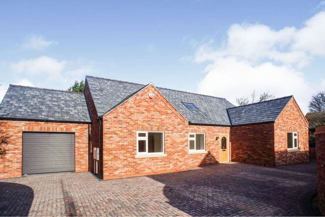 Thumbnail Detached bungalow for sale in Old Post Office Court, Stow, Lincoln