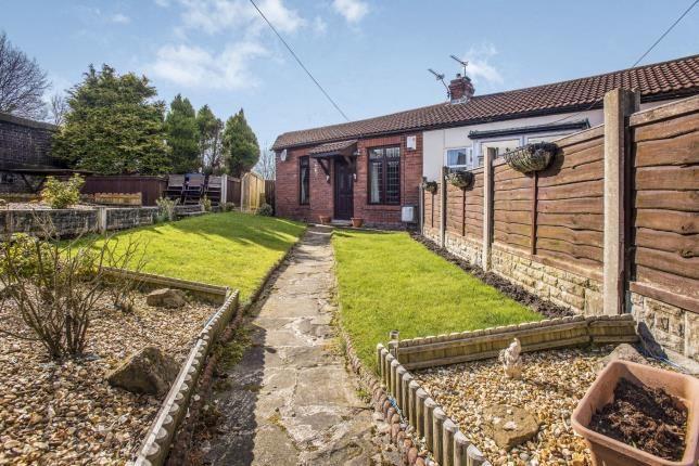 Garden of Croston Road, Lostock Hall, Preston, Lancashire PR5