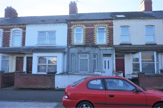 Thumbnail Terraced house for sale in Euston Street, Belfast