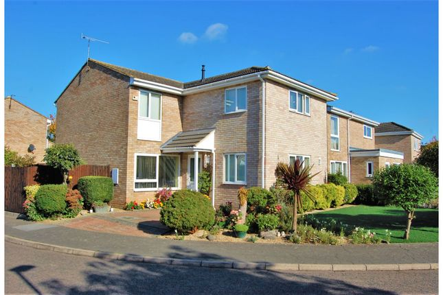 Thumbnail Detached house for sale in Carey Way, Olney