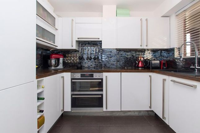 Kitchen of Asher Way, Wapping E1W