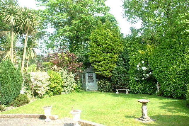 Garden of Brownsea View Avenue, Poole BH14