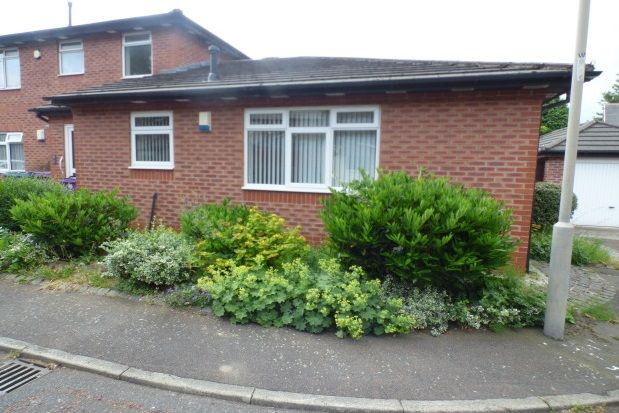 Thumbnail Bungalow to rent in Halfpenny Close, Garston, Liverpool