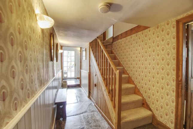 Hallway of South Street, Barnstaple EX32