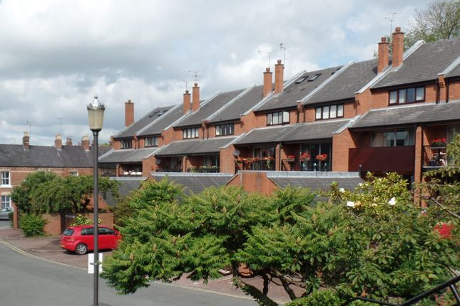 Thumbnail Town house for sale in King Charles Court, Water Tower Street, Chester