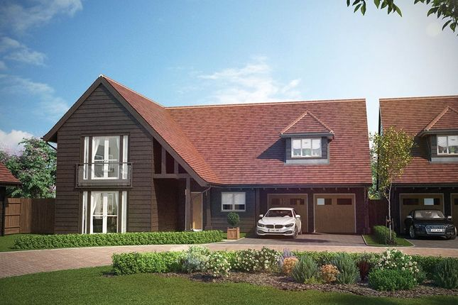 Thumbnail Detached house for sale in Merry Hill Road, Bushey, Hertfordshire