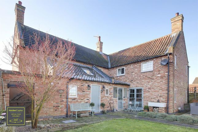 Cottage for sale in Main Street, Caythorpe, Nottinghamshire