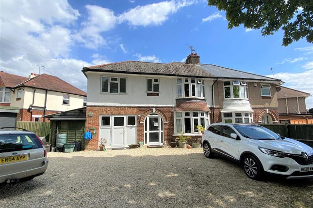 Thumbnail Semi-detached house for sale in Marlborough Road, Gloucester