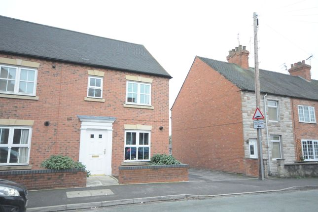 Thumbnail Detached house to rent in New Street, Uttoxeter