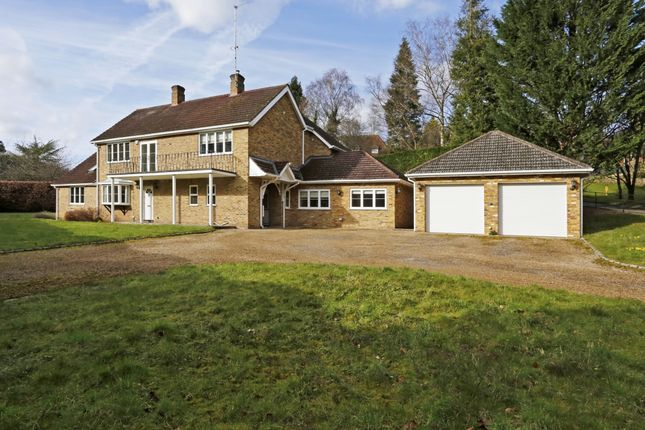 Thumbnail Detached house to rent in Lambridge Wood Road, Henley-On-Thames