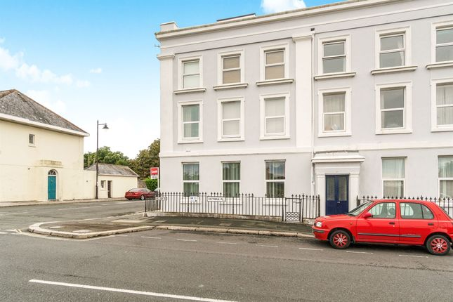 Thumbnail Maisonette for sale in Victoria Place, Stonehouse, Plymouth